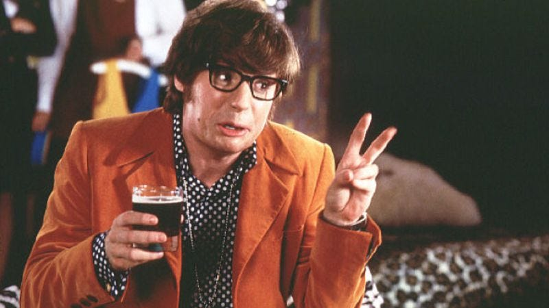 Illustration for article titled Austin Powers could become the latest musical to save Broadway