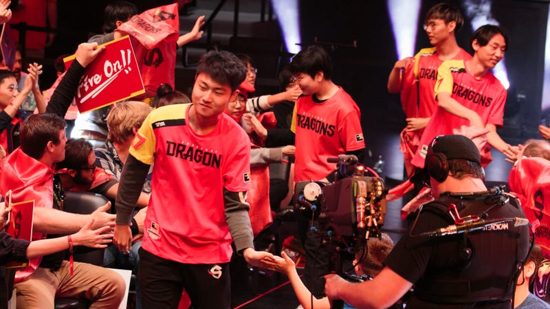 Illustration for article titled The Shanghai Dragons Are Still Winless, But There Is Hope