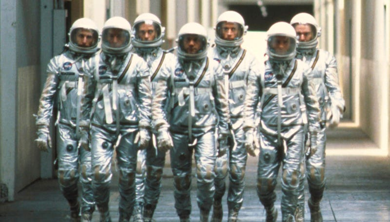 A still from The Right Stuff movie. Image: Warner Bros.