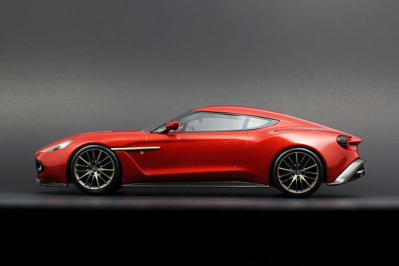 Illustration for article titled TopSpeed's Aston Martin Vanquish Zagato