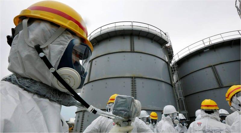Illustration for article titled Aprobado el plan de un muro de hielo subterráneo para aislar Fukushima