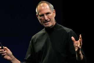 Apple co-founder Steve Jobs dies. (Google)