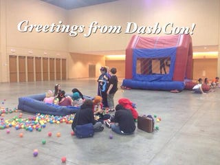 Illustration for article titled A Gathering of Tumblrs, A trainwreck of white teens: Dashcon 2k14