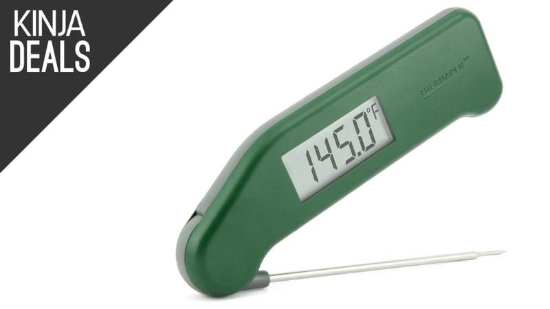 Illustration for article titled The World Famous Thermapen Has a Rare Deal, Today Only