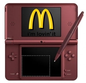 Illustration for article titled McDonald's Japan To Begin Training Employees with Nintendo DS, Software