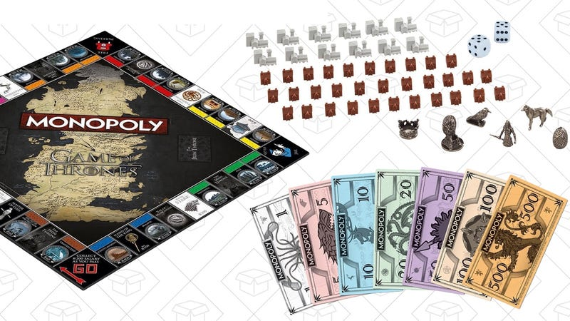 Game of Thrones Monopoly | $37 | Amazon