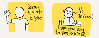 Illustration for article titled Science. It Works (Occasionally), Bitches.