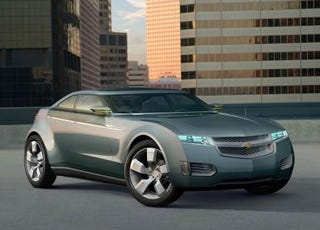 Illustration for article titled GM Tosses Out Yet Another Random Price For Chevy Volt