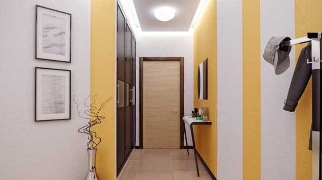 How to Make the Most of Every Inch of Your Hallway