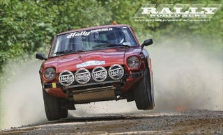 Illustration for article titled Rally 280Z for sale