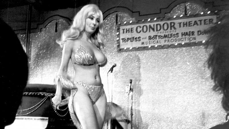 Illustration for article titled Carol Doda, Famed Stripper and Lounge Performer, Dies at 78