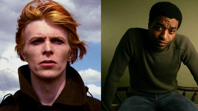 Chiwetel Ejiofor Is David Bowie s Successor as The Man Who Fell to Earth