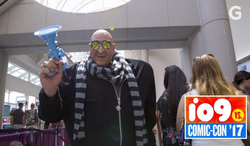 It Was The Final Day Of San Diego Comic Con And Cosplayers Went Out In Style 4s Round Up Includes Uncanny Gru Above Some Giant Lego
