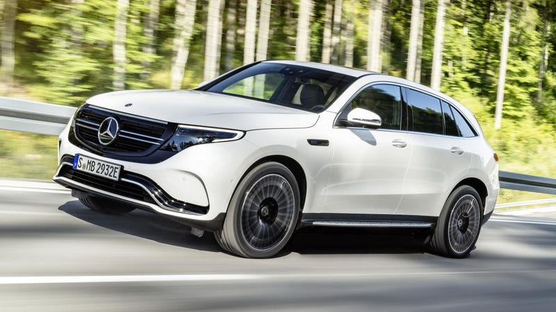 Ilration For Article Led The 2020 Mercedes Benz Eqc Is Electric Suv Future Today