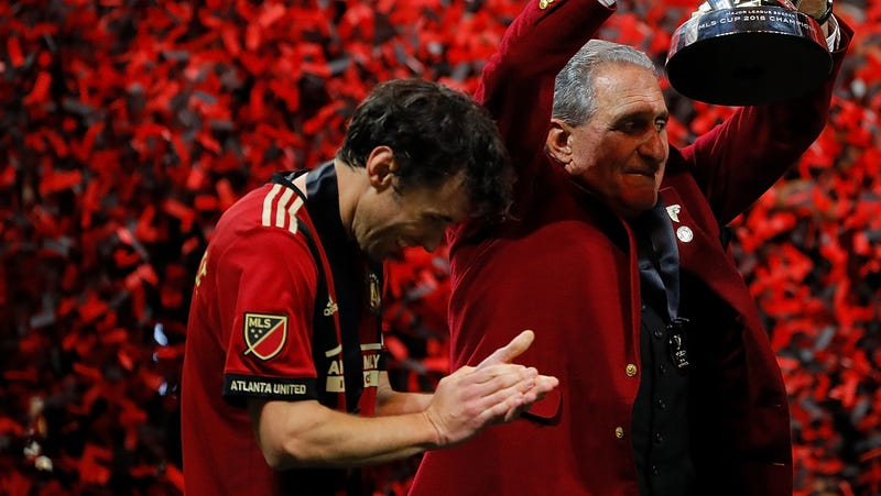 Illustration for article titled Atlanta United's MLS Cup Victory Ends Michael Parkhurst's Agonizing Championship Drought