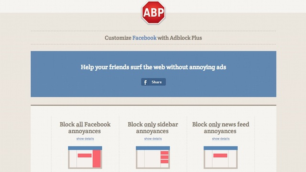 Everything You Can Do with Adblock Plus (That Isn't Just