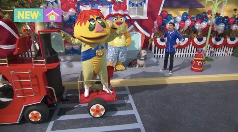 Cult Childrens Tv Character Hr Pufnstuf Is Briefly Returning To