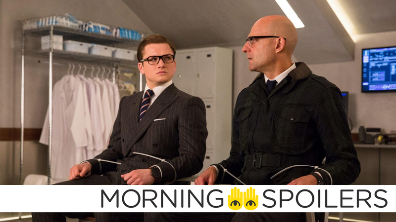 The next Kingsman won't continue Eggsy's story, but delve way back into the past.