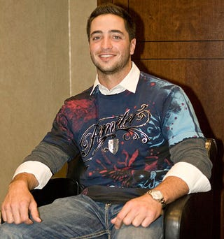 Illustration for article titled Victor Conte Says Ryan Braun's Test Result Is Exactly What You'd Expect From Fast-Acting Testosterone, Not Anabolic Steroids