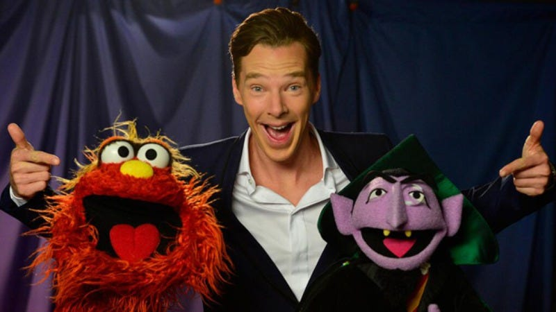 Murray, Benedict Cumberbatch, The Count (Photo: PBS)