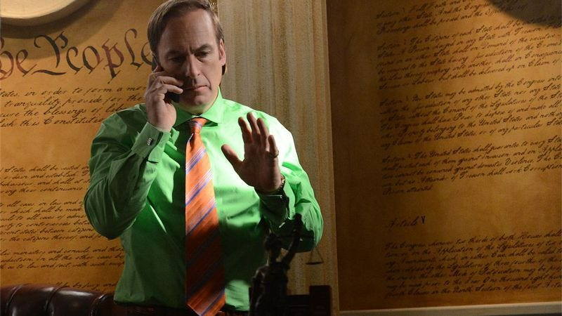 Illustration for article titled Breaking Bad's composer will return for Better Call Saul