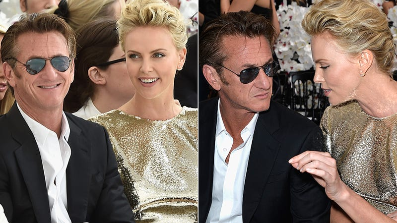 Illustration for article titled Rumor: Charlize Theron and Sean Penn Plotting Summer Wedding