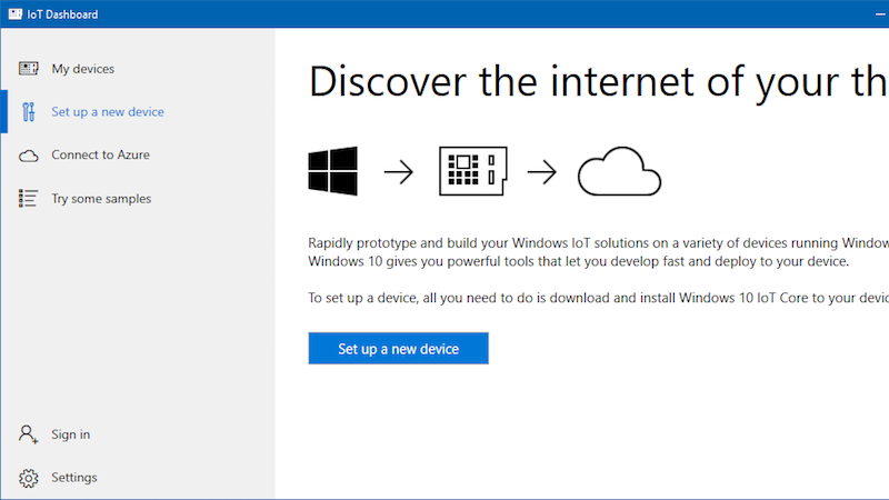 Illustration for article titled Windows 10 IoT Core for the Raspberry Pi Is Now Easier to Set Up, Adds Remote Client Access and More