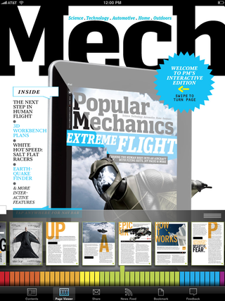 Best deals on magazines for ipad