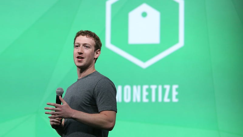 Illustration for article titled Mark Zuckerberg Is Just Plain Bad at Net Neutrality