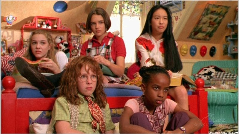 Meet us in Claudia's room: The Baby-Sitters Club is now a