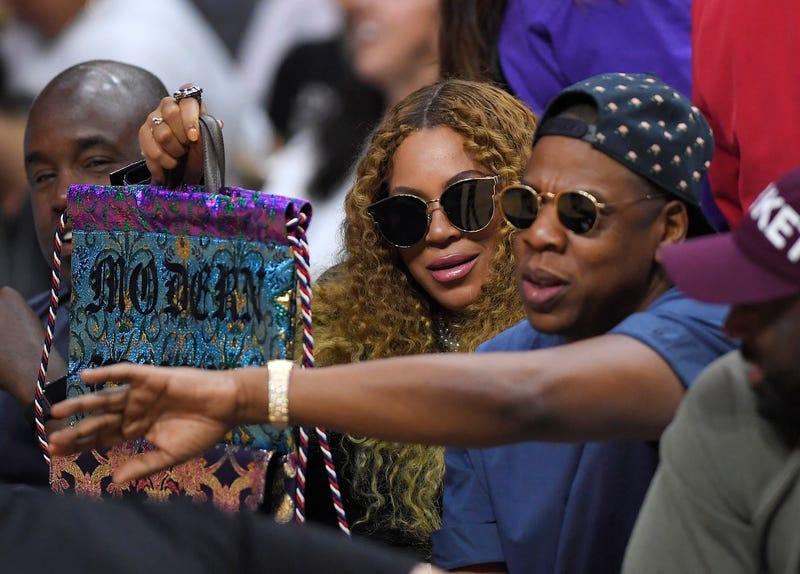 Beyoncé and Jay-Z (Mark J. Terrill/AP Images)