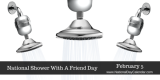 Illustration for article titled NATIONAL SHOWER WITH A FRIEND DAY – NATIONAL WEATHERPERSON'S DAY