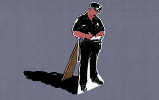 Illustration for article titled The Cops Don't Care About Violent Online Threats. What Do We Do Now?
