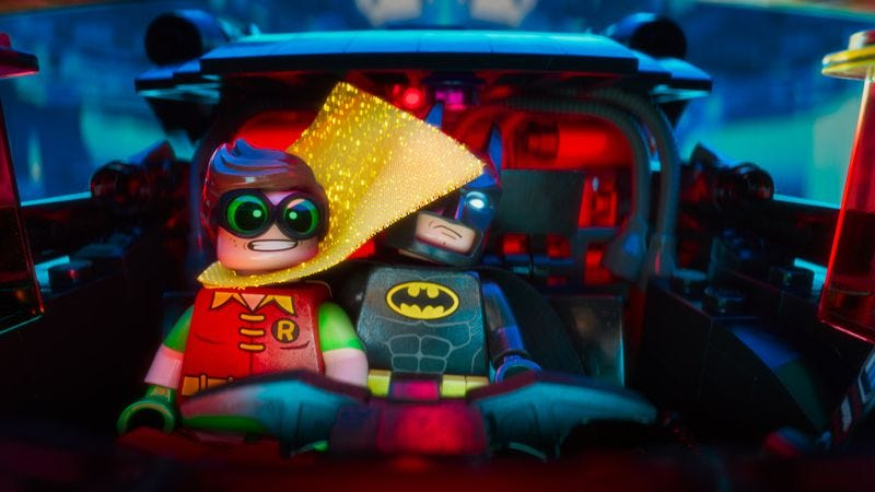 The Lego Batman  Movie (Image: Warner Bros.)