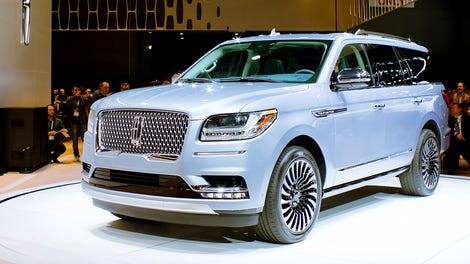 The Lincoln Aviator Is Coming Back