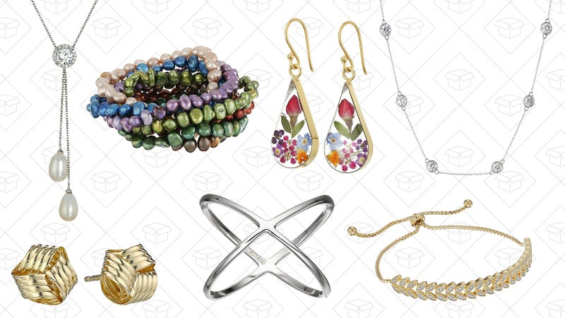 Up To 40% Off Mother's Day Jewelry Gifts | Amazon