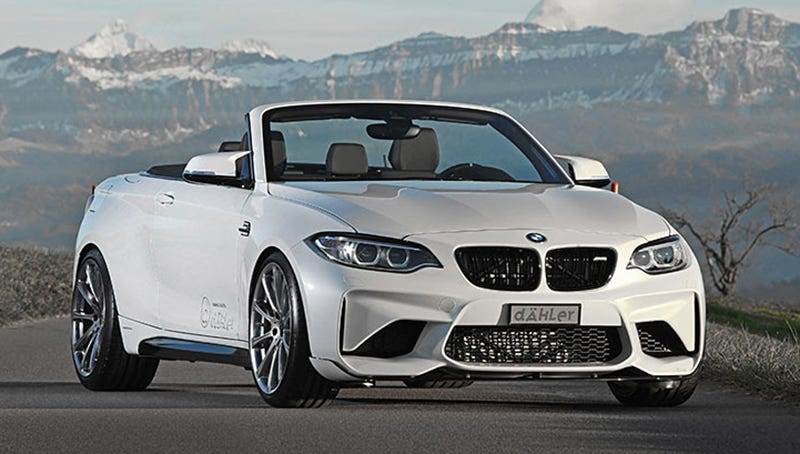 BMW Won't Give You A Convertible M2 But This Company Can