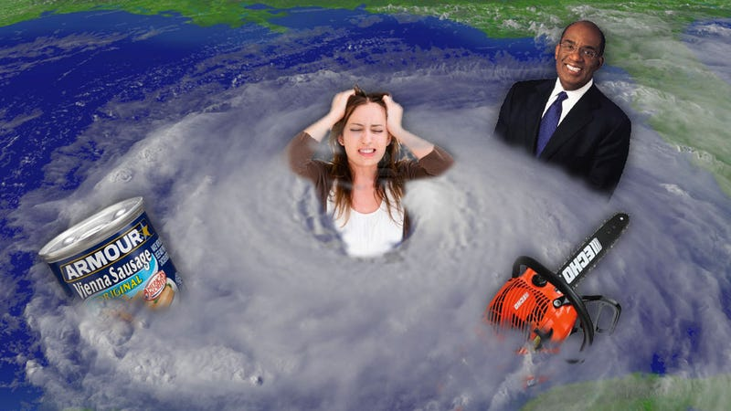 Illustration for article titled Hurricanes Suck: A Mental Preparation Guide