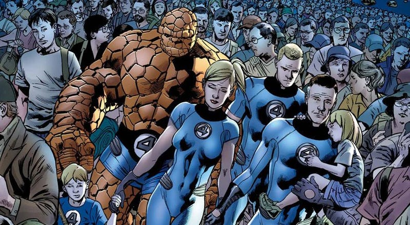 Illustration for article titled It's Good That Fantastic Four Doesn't Look Like Marvel's Other Movies