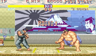 Illustration for article titled Play Street Fighter II CE In Your Web Browser
