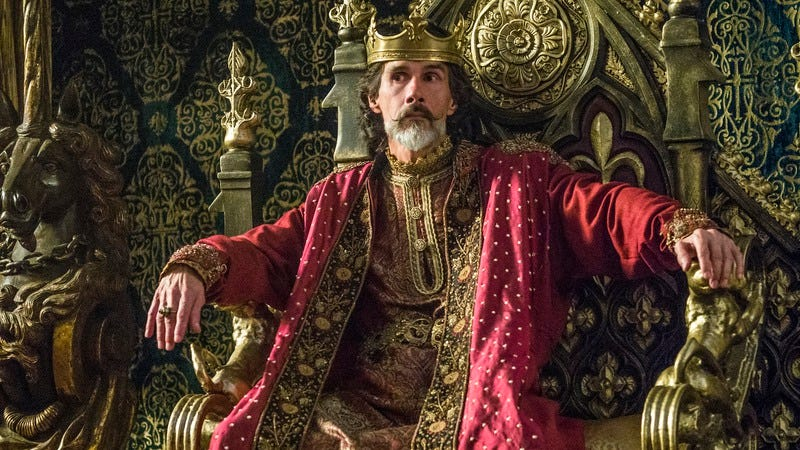Lothaire Bluteau as Emperor Charles (History Channel)
