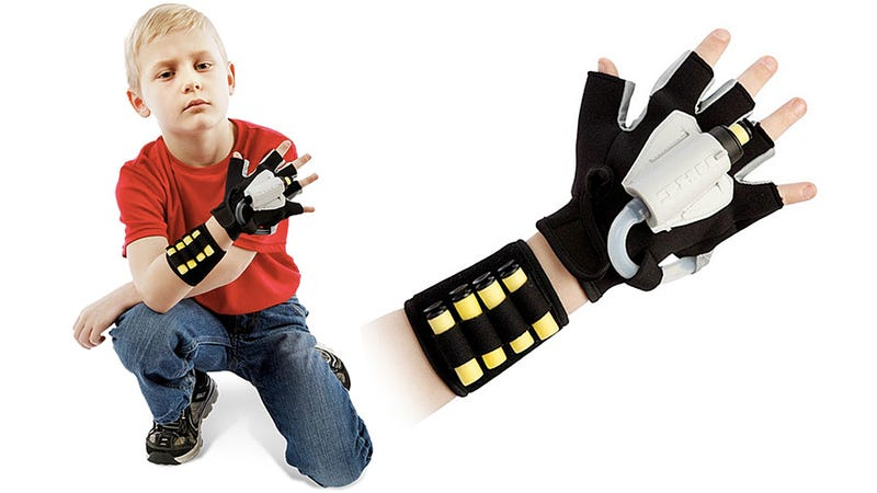 Illustration for article titled You Can Hide This Glove Foam Dart Launcher In Plain Sight