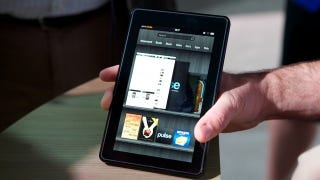 Illustration for article titled Amazon Loses $2.70 On Every Kindle Fire Sold