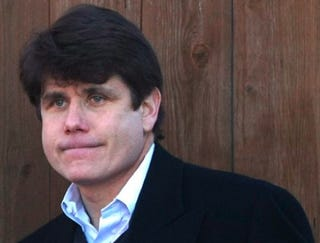 Illustration for article titled Rod Blagojevich is a celebrity. Get him out of here.
