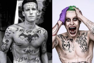 Illustration for article titled Jared Leto's New Joker Already Has An Epic Set Of Memes