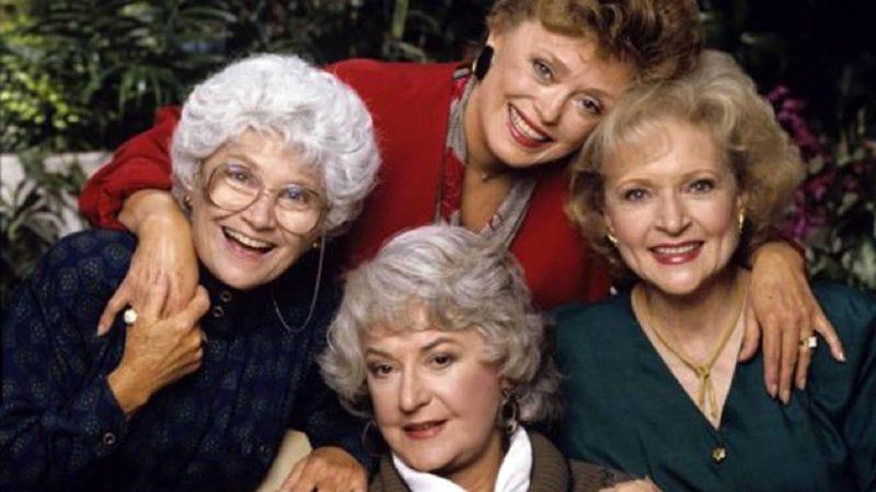 The Golden Girls (Photo: NBC)