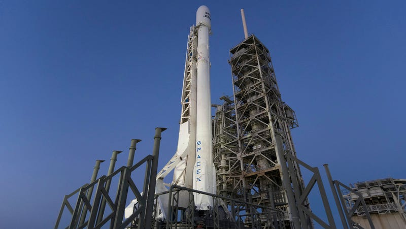 Image: SpaceX via Flickr
