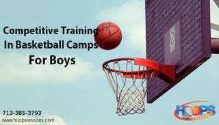 Illustration for article titled Competitive Training In Basketball Camps For Boys