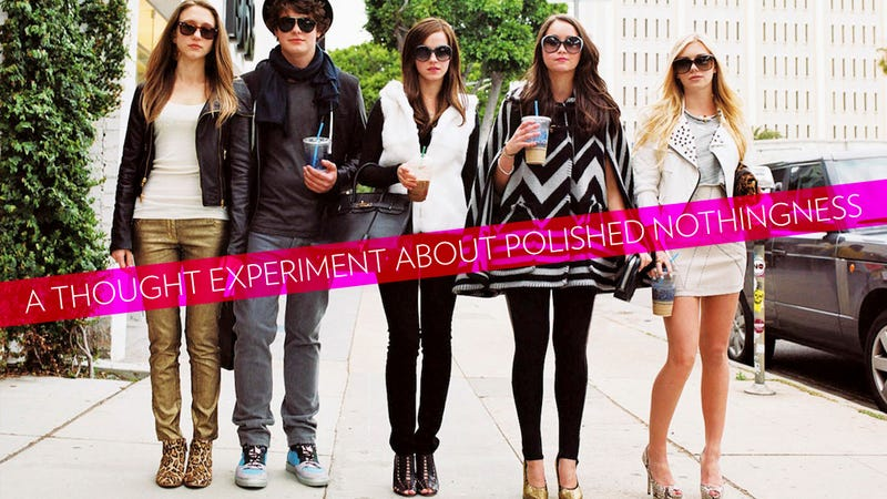 Illustration for article titled Aggressive Indictments Against Celeb Worship: The Bling Ring, Reviewed