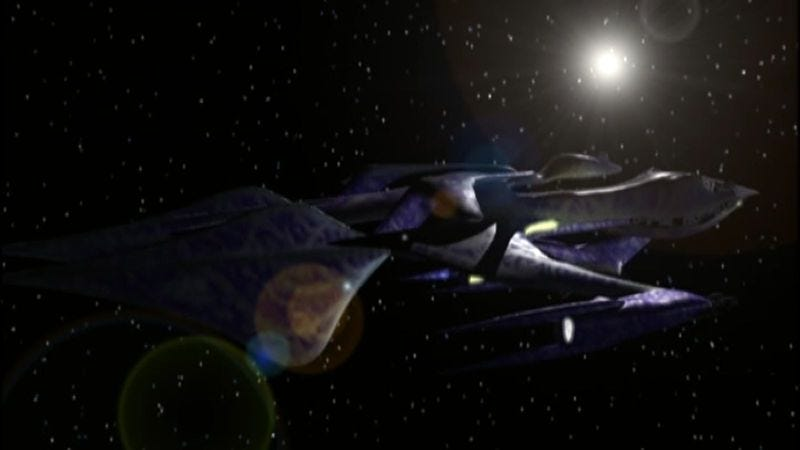 "Illustration for article titled Babylon 5: ""Matters Of Honor""/""Convictions"""
